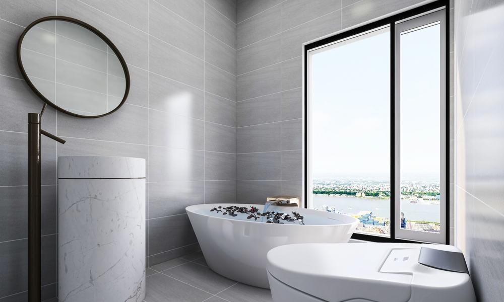 4 Benefits of Having a Window in a Bathroom